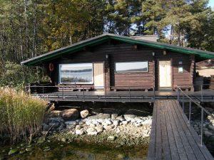 Myyntimiesten sauna