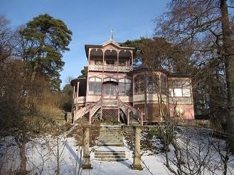 Ruissalo 35 / Villa Gustafsberg